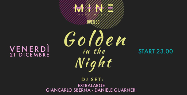 Golden in the Night - Over30