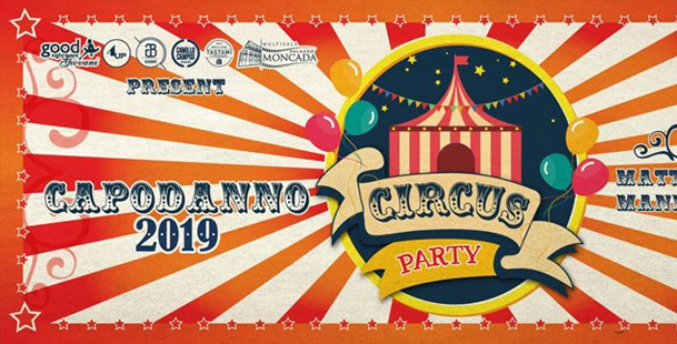 Capodanno 2019 - Circus Party