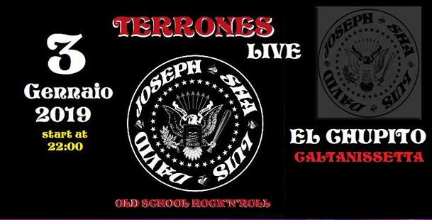 Terrones Live