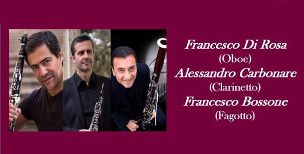 Concerto Trio d'Ance