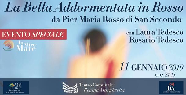 La Bella Addormentata in Rosso - Teatro Margherita