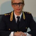 Maria Grazia Milli, capo della Polstrada nissena