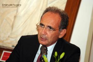 Carlo Alessi, presidente dell'Aci Caltanissetta