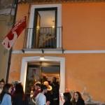 La vecchia sede del circolo Aut in via Palermo