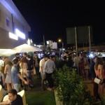 Il bar Corona dove saranno presentate le auto in gara alla Targa Florio