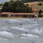L'area delle Maccalube a Santa Barbara