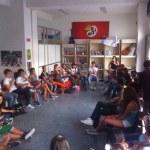 Una riunione degli studenti