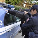 polizia-perquisizione volante