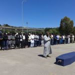 Il funerale del giovane pakistano a Pian del Lago