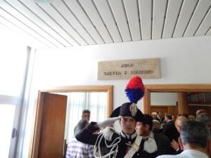 A Livatino e al giudice Saetta è intitolata l'aula magna del Palazzo di Giustizia di CAltanissetta