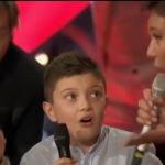 Giuseppe Cuda canta con i Ricchi e Poveri