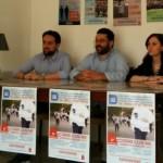 Dario Miraglia, Daniele D'Aquila e Irene Di Mauro