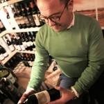Michele Bonfanti: la sua enoteca è stata ritenuta tra le migliori in Sicilia