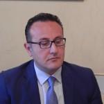 L'assessore Massimiliano Centorbi