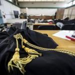 giustizia tribunale aula bunker Processo strage Capaci, depone il pentito Brusca