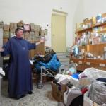 Il magazzino a Sant'Agata