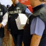 I carabinieri hanno sequestrato mole di atti negli uffici comunali