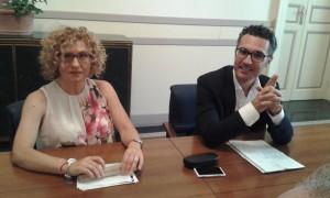 Linda Talluto e Salvatore Licata