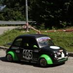 Andrea Currenti Fiat 500 CST Sport #405