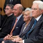 Livatino, Roberto Saetta e la madre col presidente