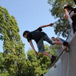 pista pattinaggio skate giovani sport