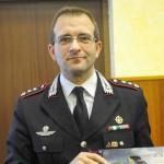 Gerardo Petitto, comandante provinciale dell'Arma