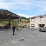 ufficio del centro raccolta rifiuti contrada cammarella