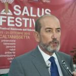 Angelo Lomaglio, direttore del Cefpas di Caltanissetta