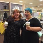 Cassandra Clare e Holly Black, le autrici del libro fantasy