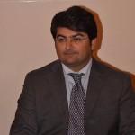 L'assessore regionale Gianluca Miccichè