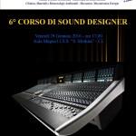 Locandina Corso Sound Designer 6