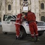 Una unità della Croce Rossa