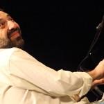 Il musicista Stefano Bollani