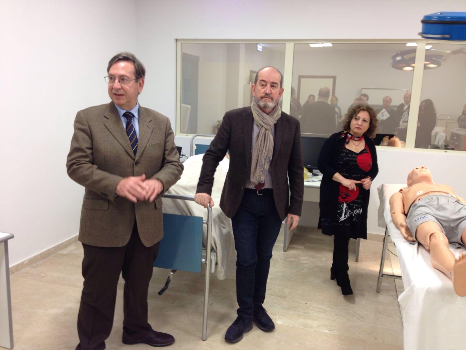 Medicina al cefpas nasce una sala simulazione interventi for Simulazione medicina