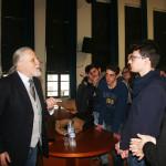 Moni Ovadia incontra gli studenti del Rapisardi