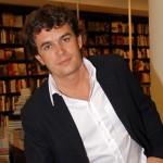 Lo scrittore Luigi Garlando