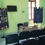 L'aula multimediale