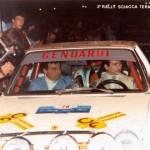 Gruttadauria a una gara a Sciacca nel 1983