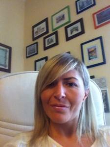 L'avvocato Vania Giamporcaro, difensore di Vincenzo Scarantino