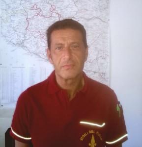 Gaspare Goto ,segretario Uilpa-Vvf vigili del fuoco
