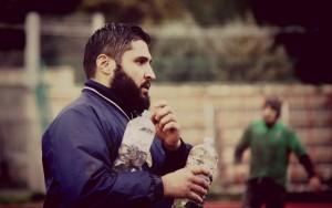 Andrea Lo Celso, dirigente della Nissa Rugby