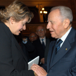 Ciampi e Caterina Chinnici